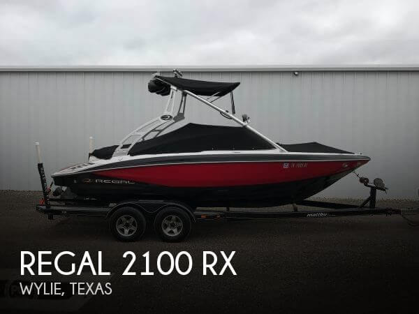 Used Regal Boats For Sale in Texas by owner | 2009 Regal 20