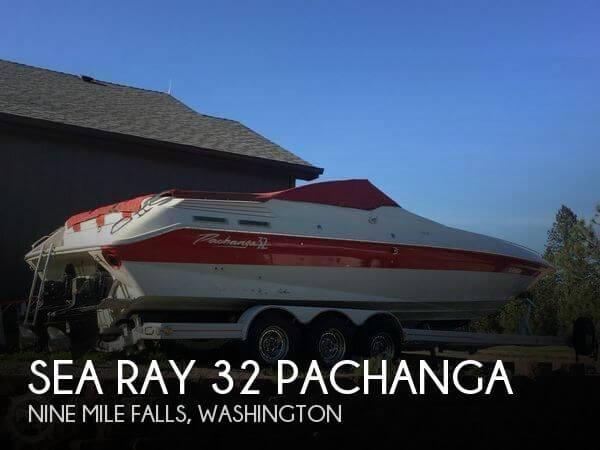 1987 SEA RAY 32 PACHANGA for sale