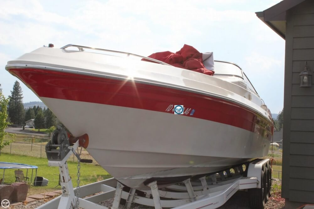 1987 Sea Ray boat for sale, model of the boat is 32 Pachanga & Image # 2 of 40