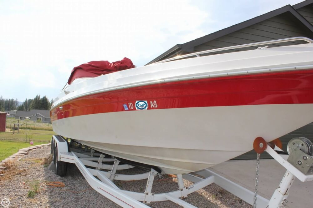 1987 Sea Ray boat for sale, model of the boat is 32 Pachanga & Image # 12 of 40