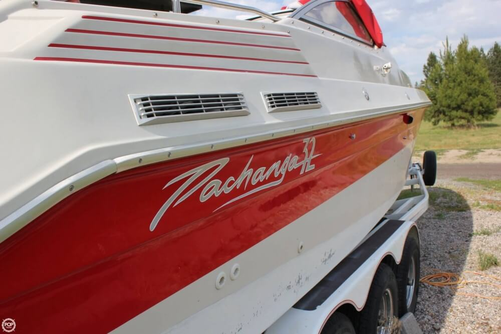 1987 Sea Ray boat for sale, model of the boat is 32 Pachanga & Image # 16 of 40