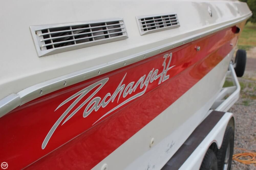 1987 Sea Ray boat for sale, model of the boat is 32 Pachanga & Image # 5 of 40