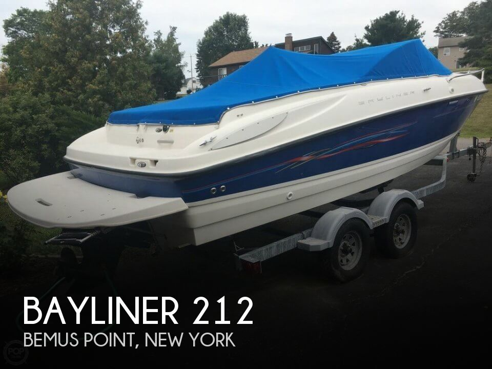 Used Bayliner 20 Boats For Sale by owner | 2006 Bayliner 20