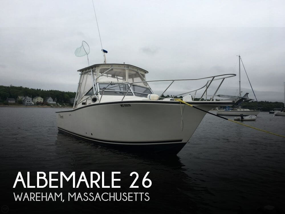 Used Albemarle Boats For Sale by owner | 1997 Albemarle 26