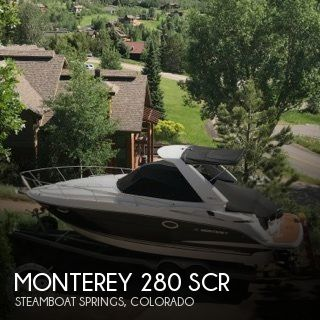 Used Monterey Boats For Sale by owner | 2010 Monterey 28