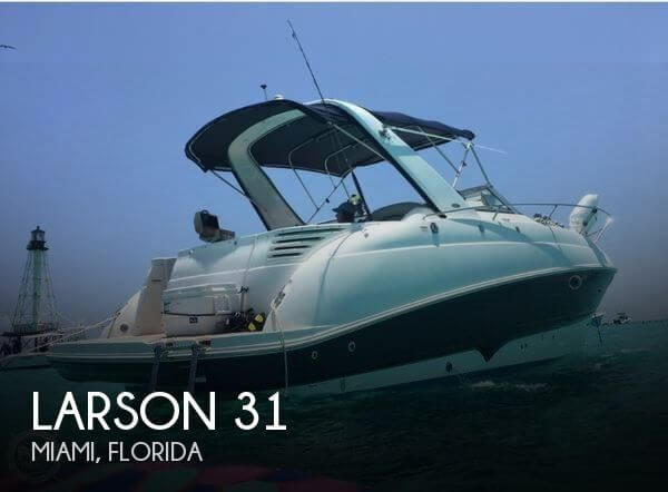 Used Larson Boats For Sale by owner | 2006 Larson 31