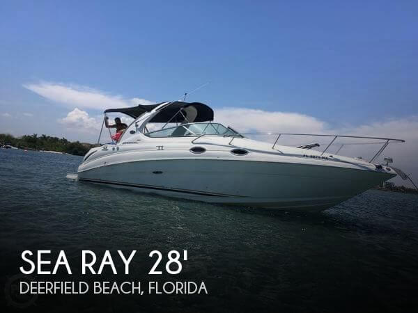 Used Sea Ray 27 Boats For Sale by owner | 2004 Sea Ray 27