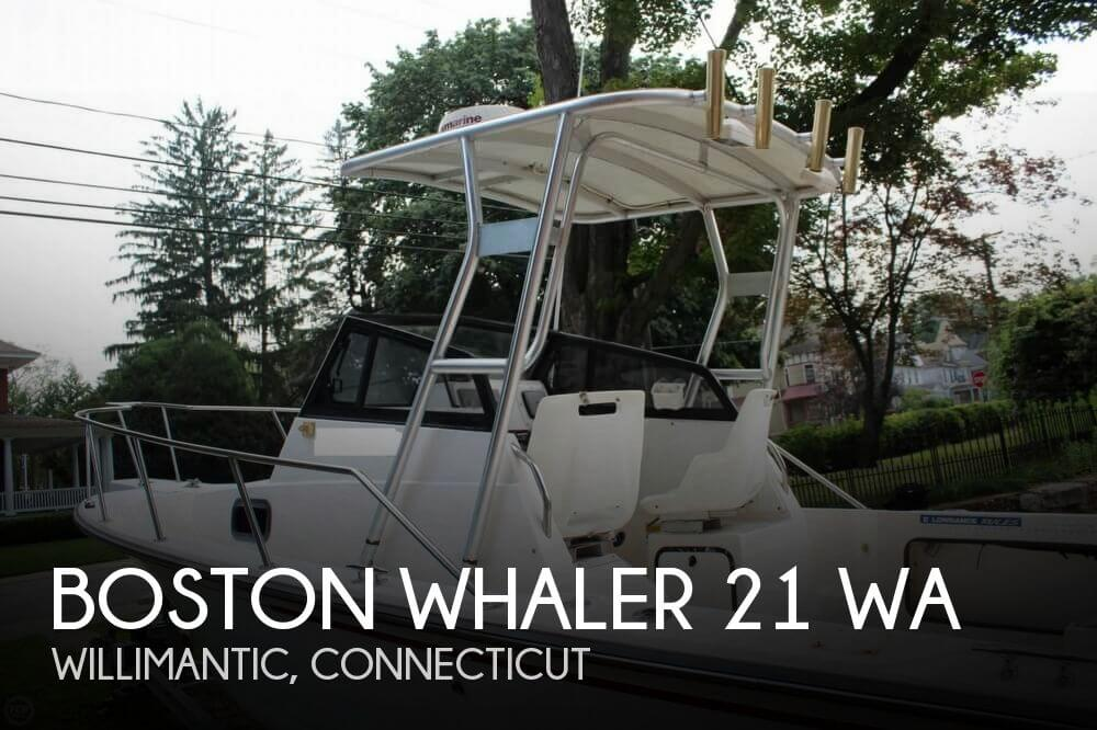 1993 BOSTON WHALER 21 WA for sale