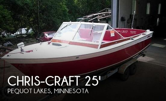 1964 Chris Craft boat for sale, model of the boat is Sea-Skiff Sportsman & Image # 1 of 7