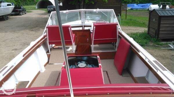 1964 Chris Craft boat for sale, model of the boat is Sea-Skiff Sportsman & Image # 2 of 7