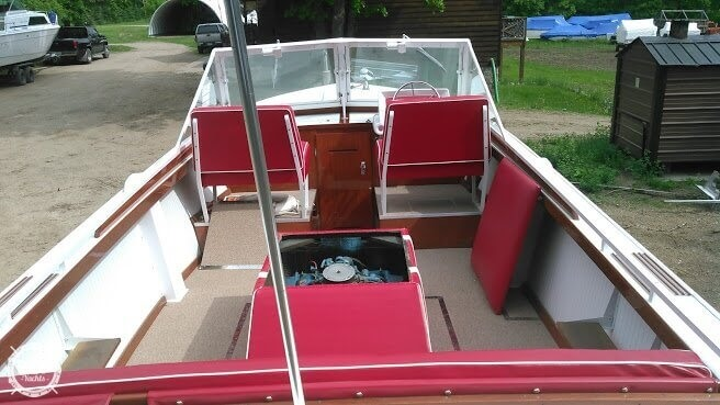 1964 Chris Craft boat for sale, model of the boat is Sea-Skiff Sportsman & Image # 4 of 7