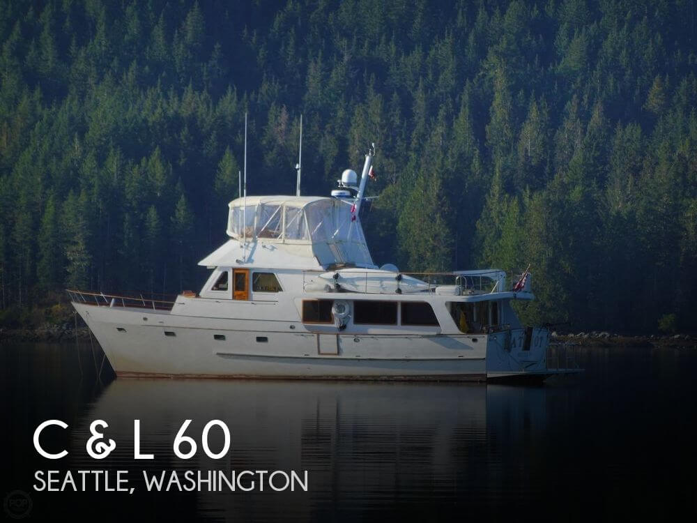 Used Boats For Sale in Washington by owner | 1979 C & L 60