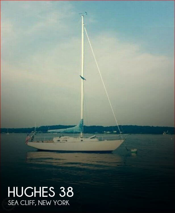 Used Hughes Boats For Sale by owner | 1968 Hughes 38
