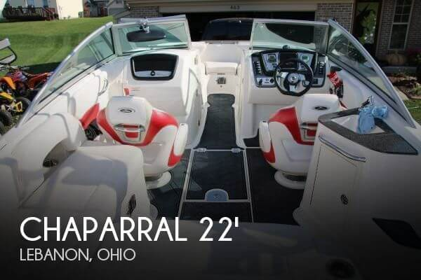 Used Boats For Sale in Cincinnati, Ohio by owner | 2012 Chaparral 224 XTREME