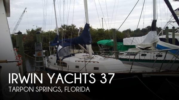 Used Irwin Boats For Sale by owner   1981 Irwin Yachts 37
