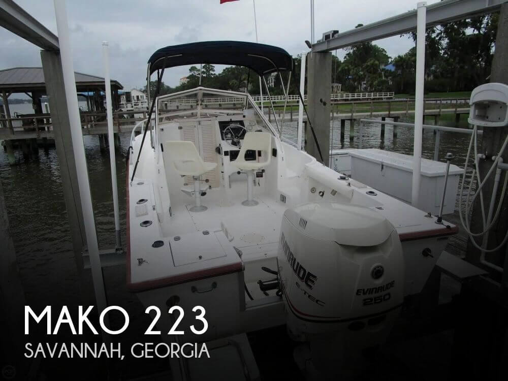 Used MAKO Boats For Sale in Georgia by owner | 1995 Mako 223
