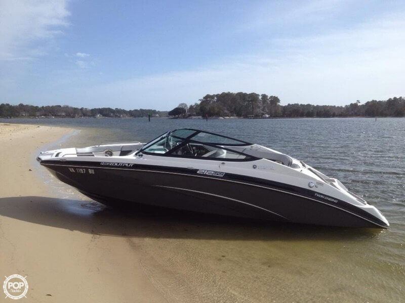 2013 YAMAHA 21 for sale