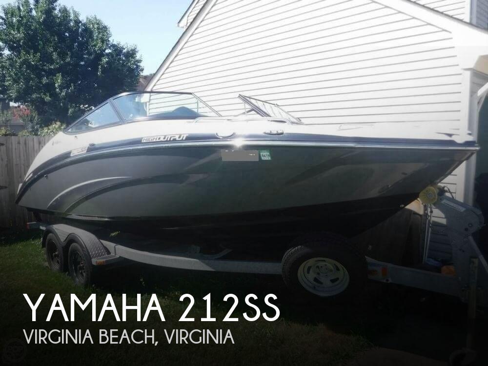 2013 YAMAHA 212SS for sale
