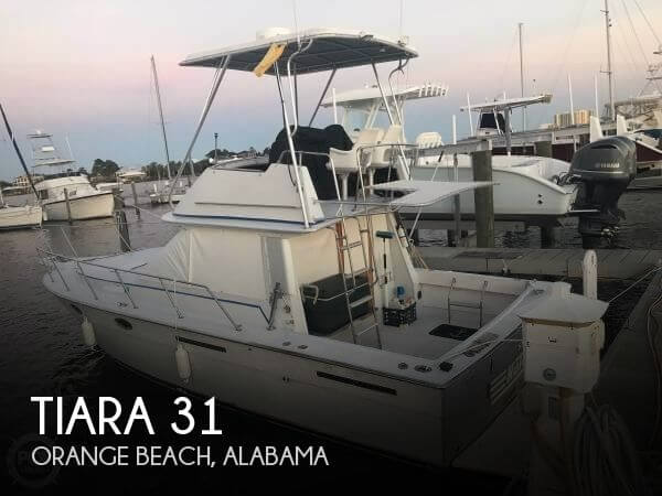 1983 TIARA YACHTS 31 for sale