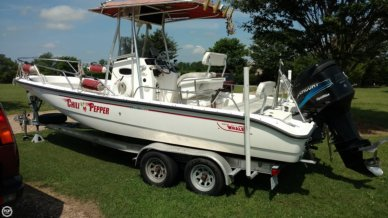 Boston Whaler 22 Dauntless, 22', for sale - $31,200