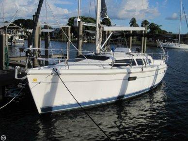 Hunter 340, 33', for sale - $53,995