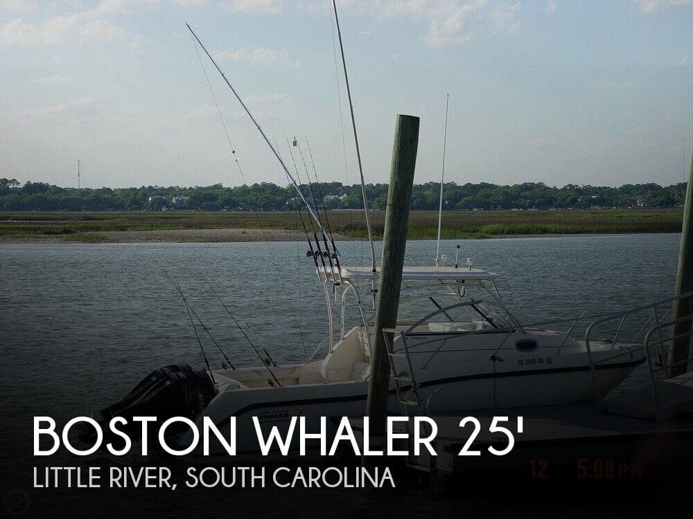 2006 Boston Whaler 25 - image 1