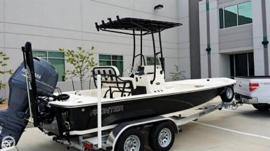 Frontier 2104 CC, 21', for sale - $39,000