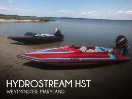 1989 HydroStream HST