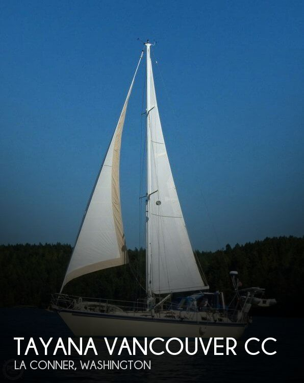 Used Boats For Sale in Washington by owner | 1987 Tayana 42