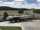 2011 Skeeter 21i Bass Boat