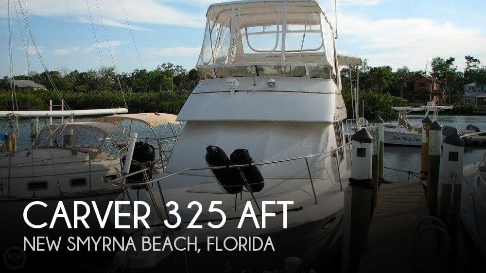 Used Carver 32 Boats For Sale by owner | 1997 Carver 325 Aft