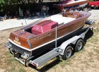 1947 Chris-Craft 17 Deluxe Runabaout - #4