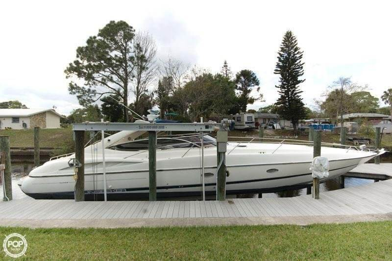 1999 Sunseeker boat for sale, model of the boat is Superhawk 48 & Image # 2 of 32