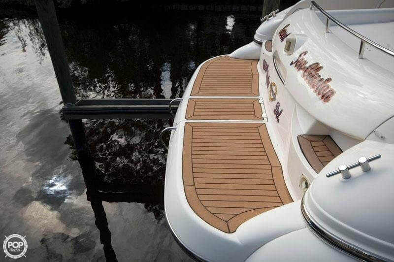 1999 Sunseeker boat for sale, model of the boat is Superhawk 48 & Image # 5 of 32