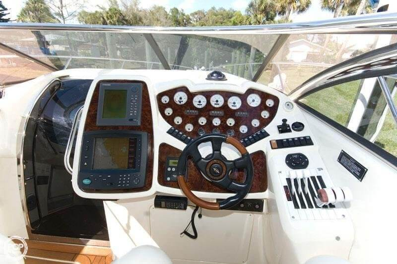 1999 Sunseeker boat for sale, model of the boat is Superhawk 48 & Image # 7 of 32