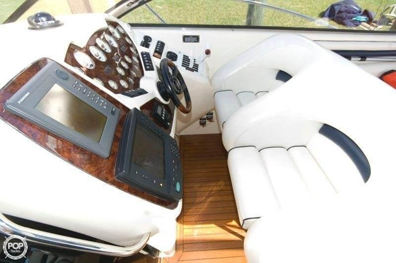 1999 Sunseeker boat for sale, model of the boat is Superhawk 48 & Image # 9 of 32