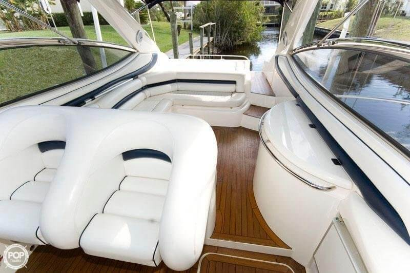 1999 Sunseeker boat for sale, model of the boat is Superhawk 48 & Image # 10 of 32