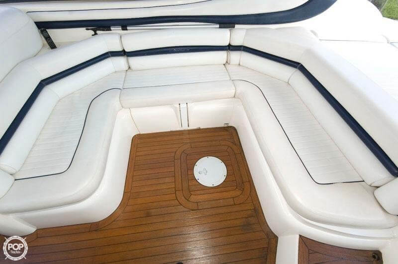 1999 Sunseeker boat for sale, model of the boat is Superhawk 48 & Image # 11 of 32