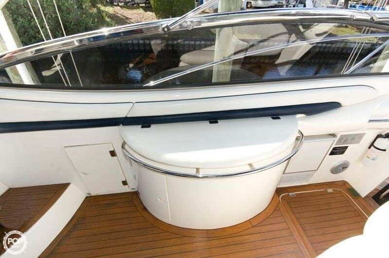 1999 Sunseeker boat for sale, model of the boat is Superhawk 48 & Image # 12 of 32