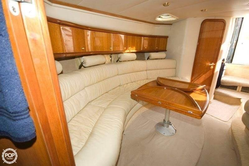 1999 Sunseeker boat for sale, model of the boat is Superhawk 48 & Image # 24 of 32