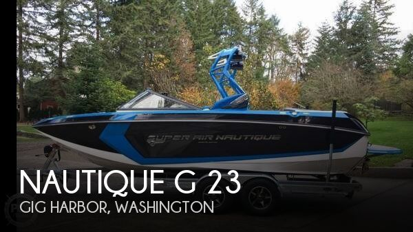 Used Boats For Sale in Washington by owner | 2016 Nautique 23