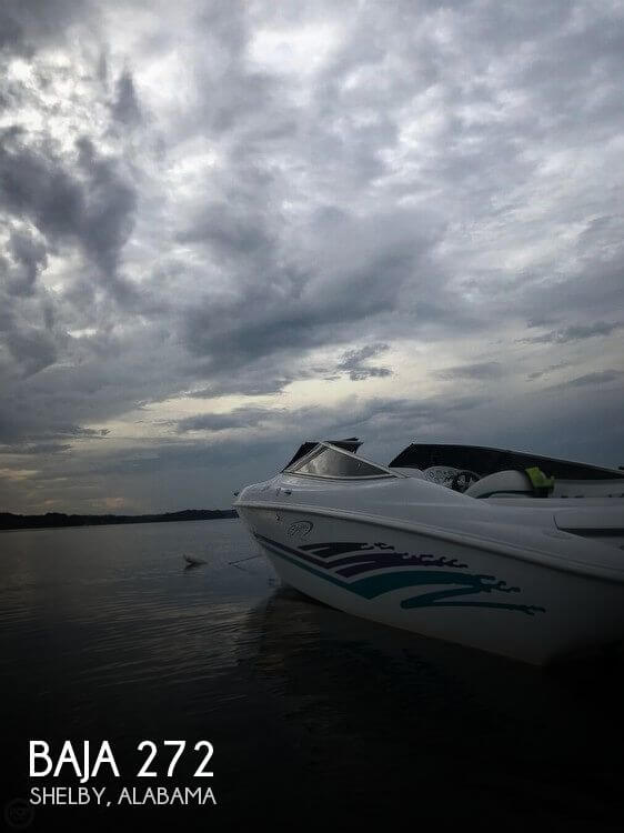 Used Boats For Sale in Montgomery, Alabama by owner | 1999 Baja 272
