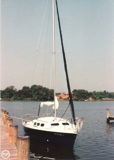 General Boats Corporation Rhodes 22, 22', for sale - $12,999