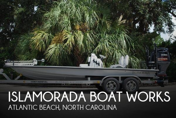 Used Ski Boats For Sale in North Carolina by owner | 2016 Islamorada Boat Works 20