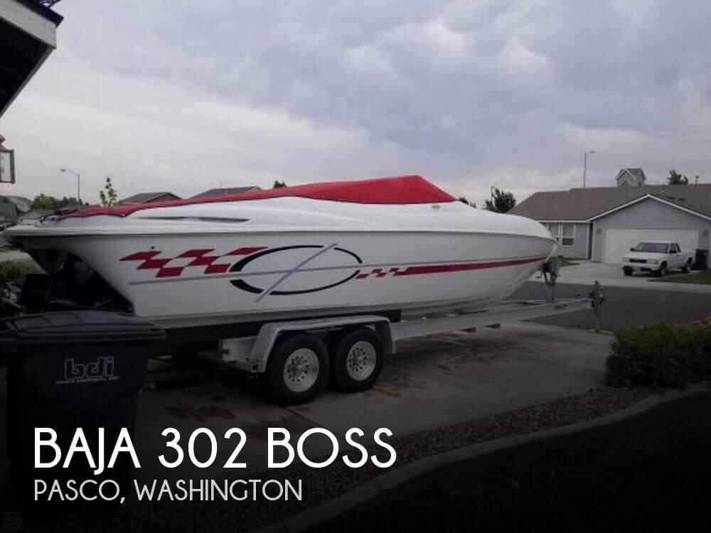 2000 BAJA 302 BOSS for sale