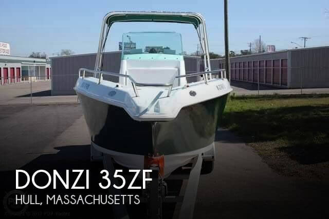 Used DONZI Boats For Sale by owner | 1999 Donzi 34