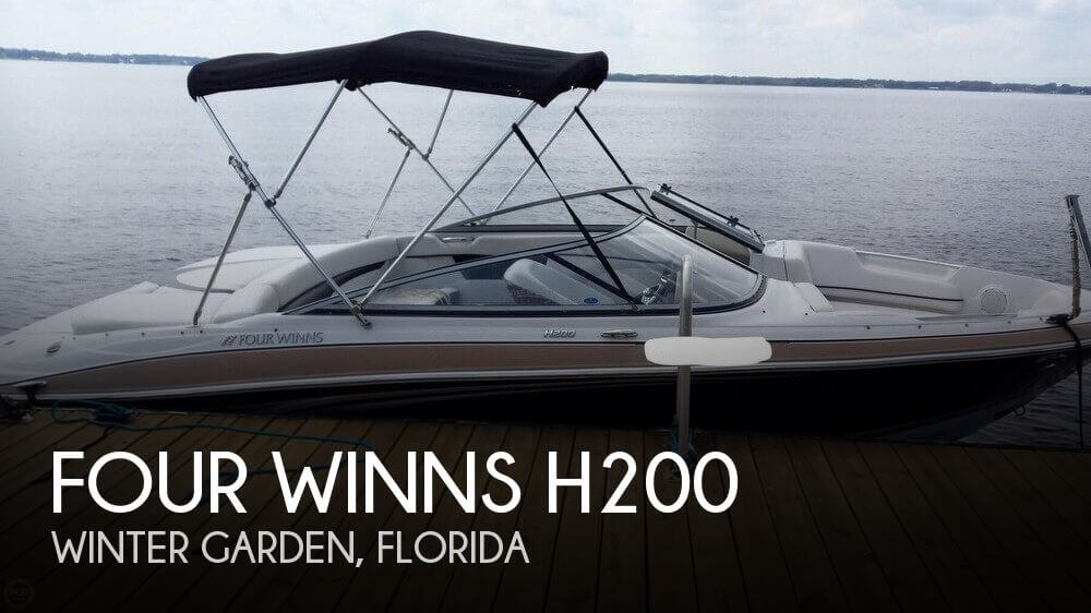 Used Four Winns 19 Boats For Sale by owner | 2008 Four Winns 19