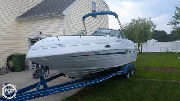 1998 MARIAH 24 for sale