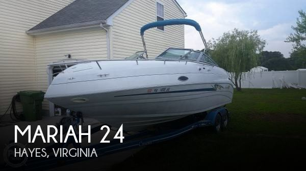 Used Mariah Boats For Sale by owner | 1998 Mariah 24