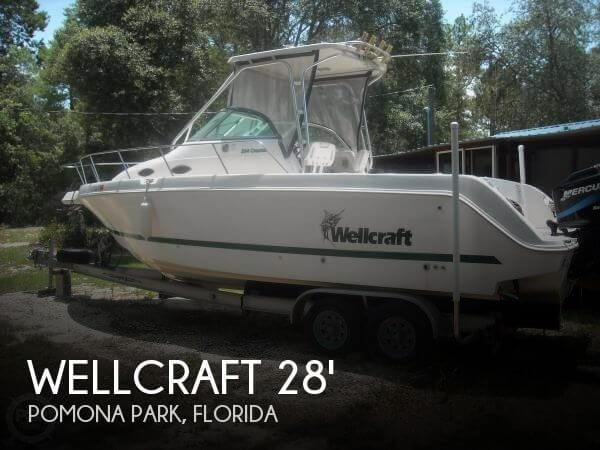 Used Wellcraft 28 Boats For Sale by owner | 1998 Wellcraft 28